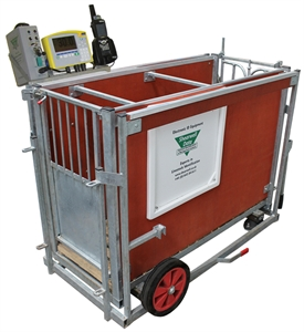 EID Sheep Management Crate