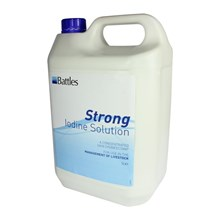 Picture of Strong Iodine Solution - 5L
