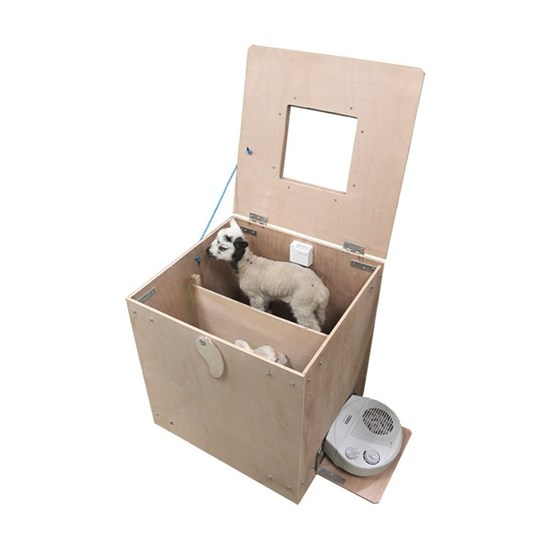 Picture of Shearwell Lamb Warming Box - Two Compartment