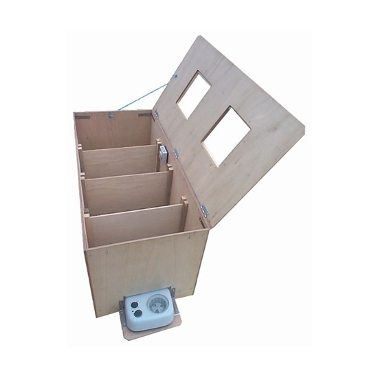 Picture of Shearwell Lamb Warming Box - Four Compartment