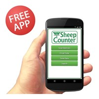 Sheep Counter - App for Android™ Phone