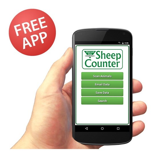 Picture of Sheep Counter - App for Android™ Phone