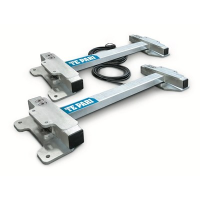 "Picture of Te Pari Heavy Duty Loadbars set - 40""/8800lb rating"