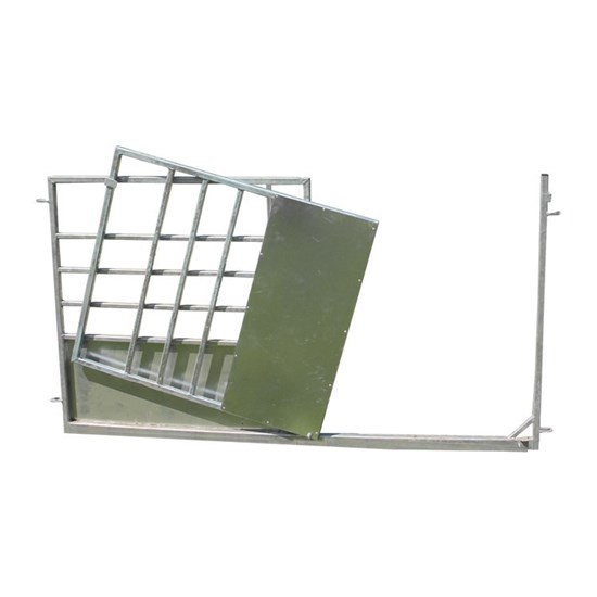 Picture of Shearing Pen back gate