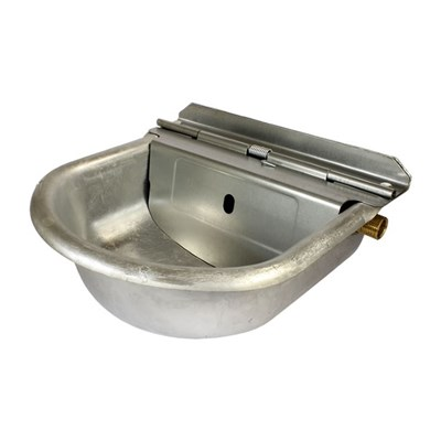 Picture of Galvanised Float Drinker Bowl