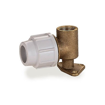 Picture of Plasson 9055 Wall Plate Elbow