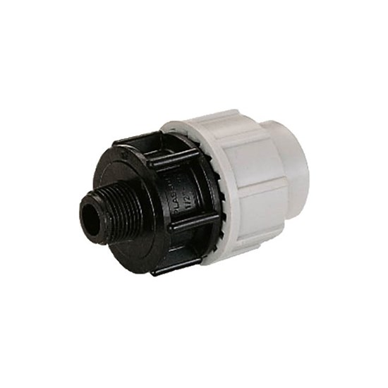 Picture of Plasson 7020 Male Adaptor BSP Thread