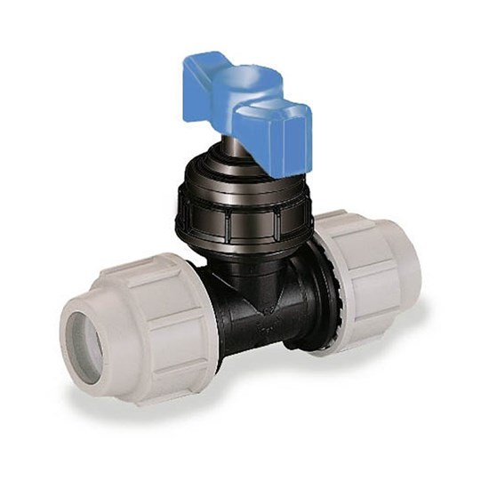 Picture of Plasson 3407 Compression Stop Tap (Above & Below Ground)