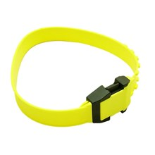 Picture of Yellow Short Collar for Cattle