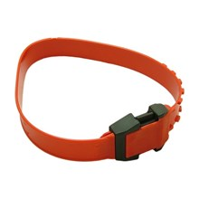 Picture of Red Short Collar for Cattle