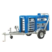 Picture of Te Pari - Racewell DR3 with trailer