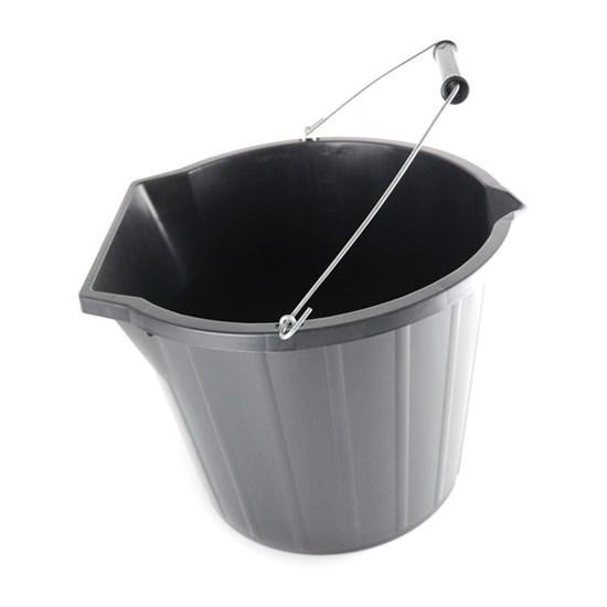 Picture of Scoop & Pour Bucket - 14 l Black