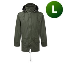 Picture of Air flex Jacket Green - Large