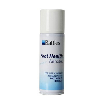 Picture of Battles Foot Health Spray