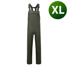 Picture of Airflex Bib n Brace Green - Extra Large