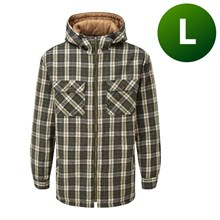 Picture of Penarth Hoodie Green - Large