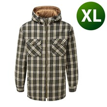Picture of Penarth Hoodie Green - Extra Large