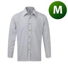 Picture of Tattersall Shirt Blue - Medium