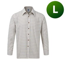 Picture of Tattersall Shirt Green - Large