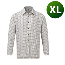 Picture of Tattersall Shirt Green - Extra Large