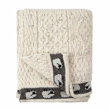 Picture of British Wool Throw - Nep