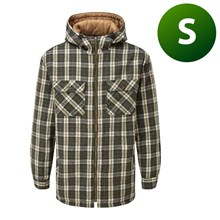 Picture of Penarth Hoodie Green - Small